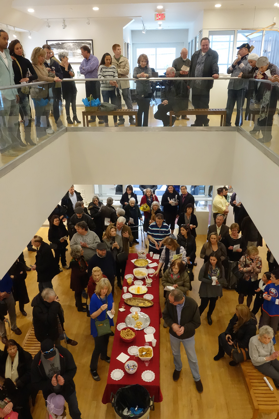 Art League of LI Reception for the Motion in Art-Art in Motion Show