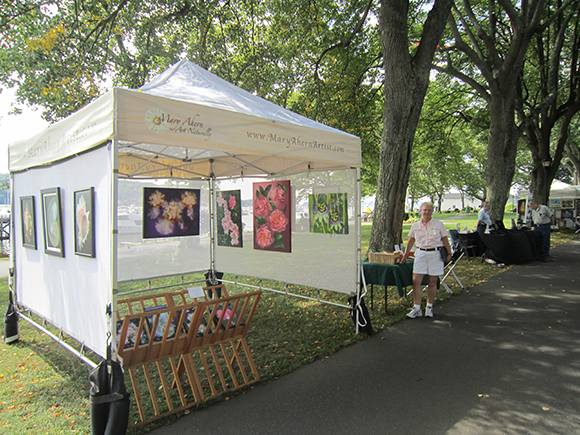Northport Art in the Park