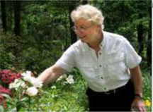 Mary Ahern has green thumb for botanicals, business. Mary Ahern Artist