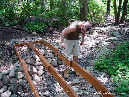 Build A Small Ornamental Garden Bridge Infobarrel How To Build